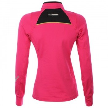 bluza do biegania damska MIZUNO WARMALITE TOP